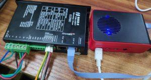 Raspberry PI + Codesys + EtherCAT步进驱动ECR60 Motion功能测试